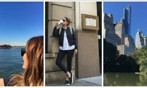 New York, New York: ΝΕΕΣ ΦΩΤΟ από το tour της Δέσποινας Βανδή στις ΗΠΑ