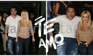 Tόνυ Μαυρίδης: Πρώτη βραδινή έξοδος μετά τη ληστεία στο σπίτι του, με την σύζυγό του!