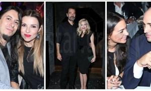 ΠΛΟΥΣΙΟ ΦΩΤΟΡΕΠΟΡΤΑΖ star.gr: Νυχτερινή έξοδος για τα ζευγάρια της showbiz