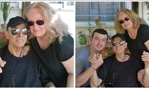 ΜΟΝΟ στο star.gr: Η γυναίκα του Γιώργου Βασιλείου μιλάει για τη ΓΕΝΝΑΙΑ μάχη του με τον καρκίνο