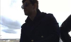 Σάκης Ρουβάς: ΕΦΤΑΣΕ στη Μόσχα-ΔΕΙΤΕ το βίντεο που ανέβασε!
