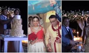 Γάμος αλά…ινδικά στην Μύκονο: Με λάμψη από Bollywood, συρτάκι, τζατζίκι και… μουσακά-ΒΙΝΤΕΟ