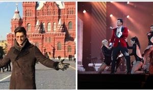 «Σεισμό» στο Κρεμλίνο προκάλεσε ο Σάκης Ρουβάς-Χόρεψε συρτάκι και ΞΕΣΗΚΩΣΕ τον κόσμο!