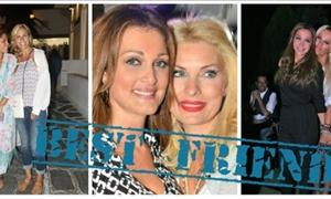 Αφιέρωμα star.gr: Οι φιλίες στην showbiz που αντέχουν στον χρόνο!