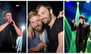 ΦΩΤΟ: Τα νυχτοπερπατήματα της showbiz! Σε Κιάμο-Κουρκούλη διασκέδασαν οι celebrities