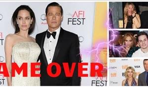ΑΦΙΕΡΩΜΑ star.gr: Τα ζευγάρια που έριξαν τίτλους τέλους μετά τους Μπραντζελίνα- ΦΩΤΟ