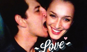 Σάκης Ρουβάς-Κάτια Ζυγούλη: Πιο ερωτευμένοι από ποτέ-Βραδινή έξοδος για το ζευγάρι