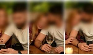 New love in town: Ελληνίδα celebrity βρήκε νέο σύντροφο-Αγκαλιές και φιλιά στο Κολωνάκι