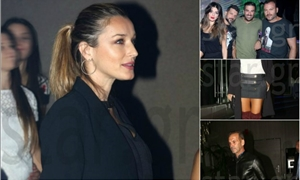 ΦΩΤΟΡΕΠΟΡΤΑΖ star.gr: Πήγε… Σάκη η Κάτια Ζυγούλη-Ποιοι άλλοι celebrities διασκέδασαν μαζί του