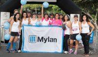 Ladies Run 2016: 17 κυρίες της Mylan έτρεξαν για την ενίσχυση του ανθρωπιστικού σωματείου «Δεσμός»