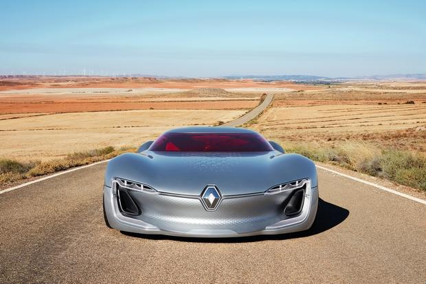 Renault Trezor: Η επόμενη ημέρα του αυτοκινήτου