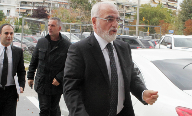 "Savvidis: ""The system is ready for euthanasia"""