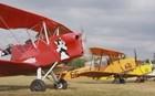 Αεροπλάνα-αντίκες ξεκίνησαν από την Κρήτη για τη Νότια Αφρική