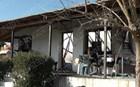 """Ηλεία: """"Στάχτη"""" έγινε το σπίτι εξαμελούς οικογένειας στο Λαντζόι"""