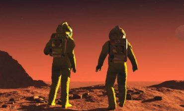 Λαχανικά από τον Άρη