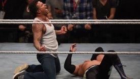 Ντεμπούτο με νίκη για τον Βίζε στο WWE! (pics+vids)