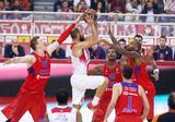 Πάλεψε, αλλά... υποκλίθηκε ο Ολυμπιακός στην ΤΣΣΚΑ του Ιτούδη