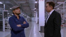 Τι θέλει ο Ντι Κάπριο στην Tesla; (video)