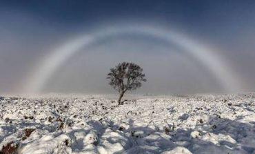 Το λευκό ουράνιο τόξο είναι το φυσικό φαινόμενο που δεν έχετε ακούσει