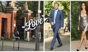 Πριγκιπική… συγκατοίκηση! Πρίγκιπας Χάρι και Μέγκαν Μαρκλ μένουν μαζί στο παλάτι