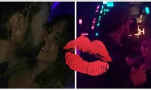Γιάννης Μαρακάκης: ΚΑΥΤΑ φιλιά με τη σύζυγό του στα μπουζούκια!