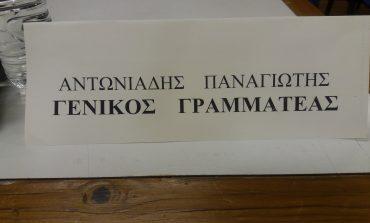 Αλλαγή σκυτάλης στο δήμο Κηφισιάς.