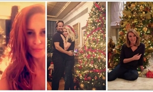 Θέμα star.gr: Christmas mood on-ΔΕΙΤΕ πώς στόλισαν τα δέντρα τους οι celebrities-ΦΩΤΟ
