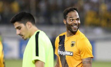 Joleon Lescott's future at AEK in serious doubt