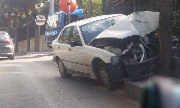 Ατύχημα στην Κηφισιά στην οδό Μπακογιάννη
