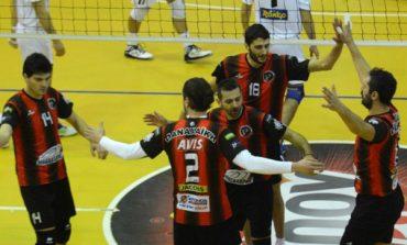 Δεν τα κατάφερε η Κηφισιά στην Πάτρα για την 3η αγωνιστική της volley league.