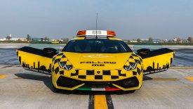 Γιατί ακολουθούν αυτή τη Lamborghini τα αεροπλάνα;