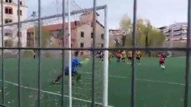 Γκολ μετατράπηκε σε κόρνερ σε αγώνα της ΕΠΣ Μακεδονίας! (vid)