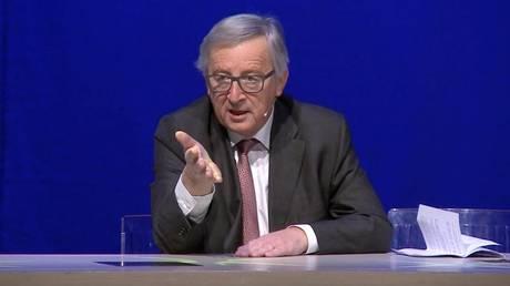 Ζ. Κ. Γιούνκερ: Καμία χώρα της ΕΕ δεν μπορεί να επιζήσει μόνη