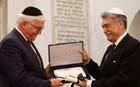 Θεσσαλονίκη: Eπίτιμος μέλος της Ισραηλιτικής Κοινότητας ο Σταϊνμάγερ