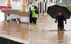 Ισπανία: Μία νεκρή από τις πλημμύρες που προκάλεσαν οι σφοδρές βροχοπτώσεις