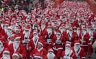 Κλειστό το κέντρο της Αθήνας την Κυριακή λόγω Santa Run