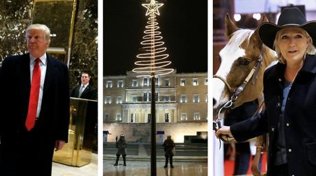 Ο «δυσοίωνος Καζαμίας» του Bloomberg περιλαμβάνει και την Ελλάδα