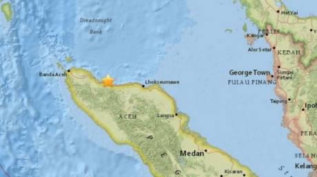 Σεισμός μεγέθους 6,8R στην Ινδονησία