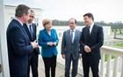 Σε αυτή τη φωτό, μόνο ένας από τους 5 ηγέτες παραμένει στη θέση του…