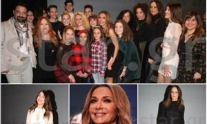 ΦΩΤΟΡΕΠΟΡΤΑΖ star.gr από την συνέντευξη Τύπου του «Mamma mia»-Έτοιμη να ανέβει σκηνή η Βανδή!