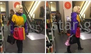 Αποκλειστικό star.gr: Τι έκανε η Κωνσταντίνα Μιχαήλ στο κέντρο της Αθήνας;