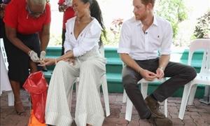 ΠΑΛΙ μαζί ο πρίγκιπας Χάρι με την Ριάνα-Έκαναν το τεστ για τον HIV