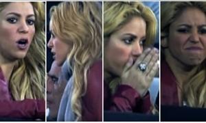 Βίντεο: Στο πλευρό του Πικέ στο γήπεδο η Σακίρα-Όλα τα λεφτά οι αντιδράσεις της!