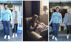 ΦΩΤΟ star.gr: Πήρε εξιτήριο η Κολλιδά με τη νεογέννητη κόρη της!Χέρι-χέρι με τον σύντροφό της