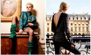 A Paris… η Κρίστεν Στιούαρτ έδειξε την πιο σικ πλευρά της!