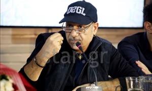 Σφακιανάκης:«Προτιμώ τον Λαγό με τη μουστάκα και τα μπράτσα-Αν έβλεπα τον Τσίπρα θα τον έφτυνα»