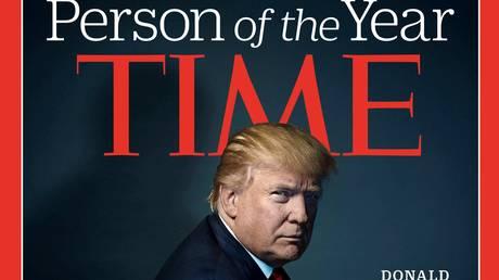 Time: Ο Ντόναλντ Τραμπ «Πρόσωπο της Χρονιάς 2016»