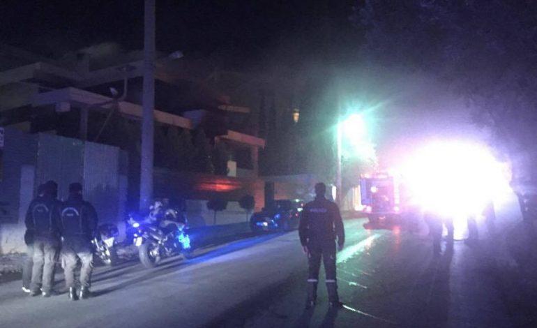 Φωτιά τώρα στην Πολιτεία 18.00 στην οδό Πλάτωνος