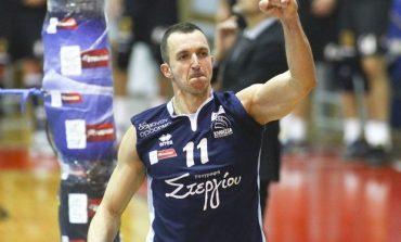 Νίκη για την Κηφισιά με έναν φανταστικό Γιορντάνοφ. Χαλκίδα- Κηφισιά 1-3 στην Α1 ανδρών στο volley.