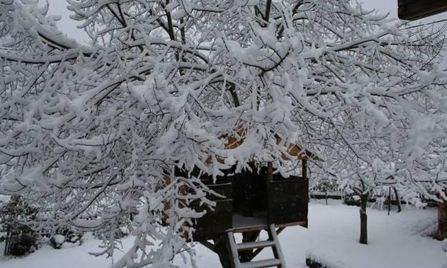 Χιόνια παντού το Σάββατο 17 Δεκεμβρίου.